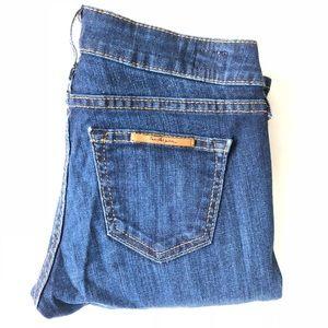 True Religion size 26 designer skinny jeans